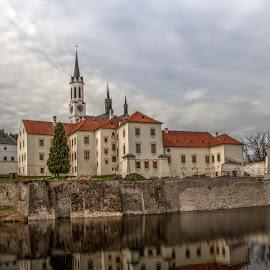Vyssi Brod  by Michal Valenta - Digital Art Places