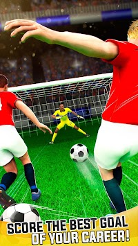 Manchester Devils Soccer - Football Goal Shooting APK screenshot thumbnail 7