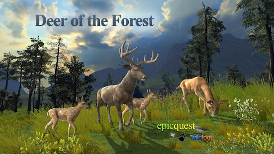 Deer of the Forest - screenshot