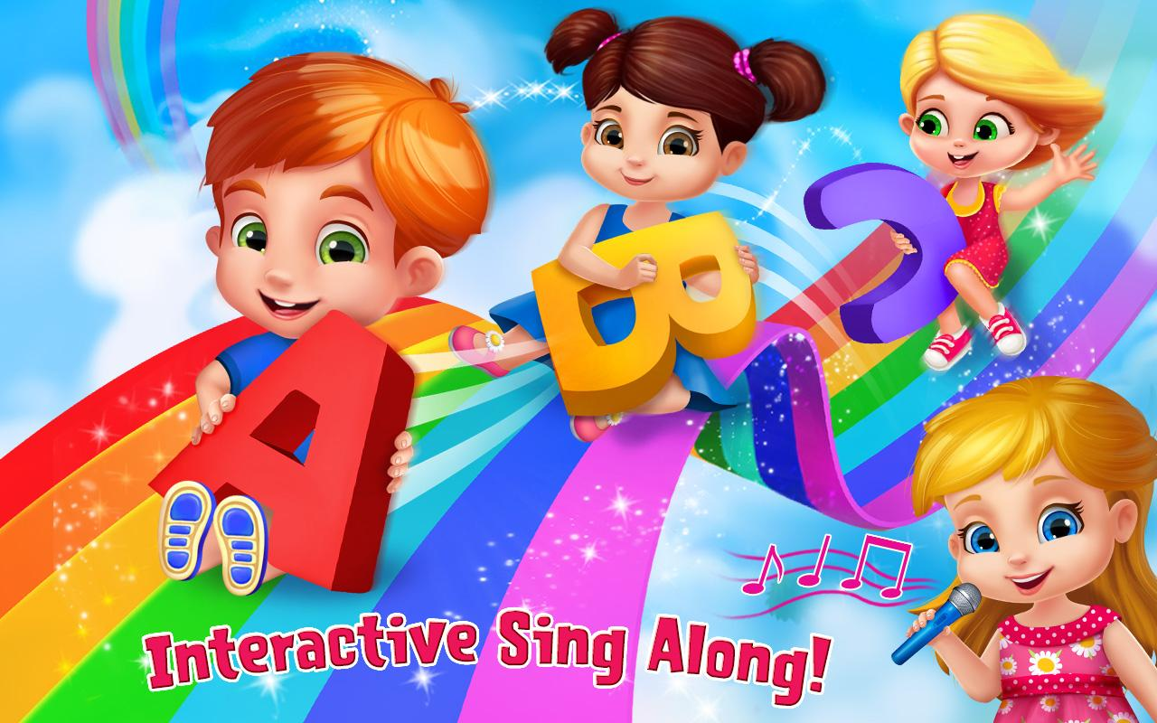 Abc Song Kids Learning Game Screenshot