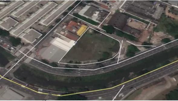 Terreno para Incorporação e Comercial - São Bernardo do Campo