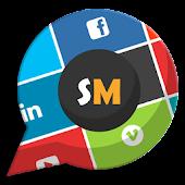 Social Media App All Networks APK for Blackberry