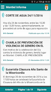 App Montiel Informa APK for Windows Phone