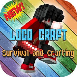 Loco Craft Survival and Crafting