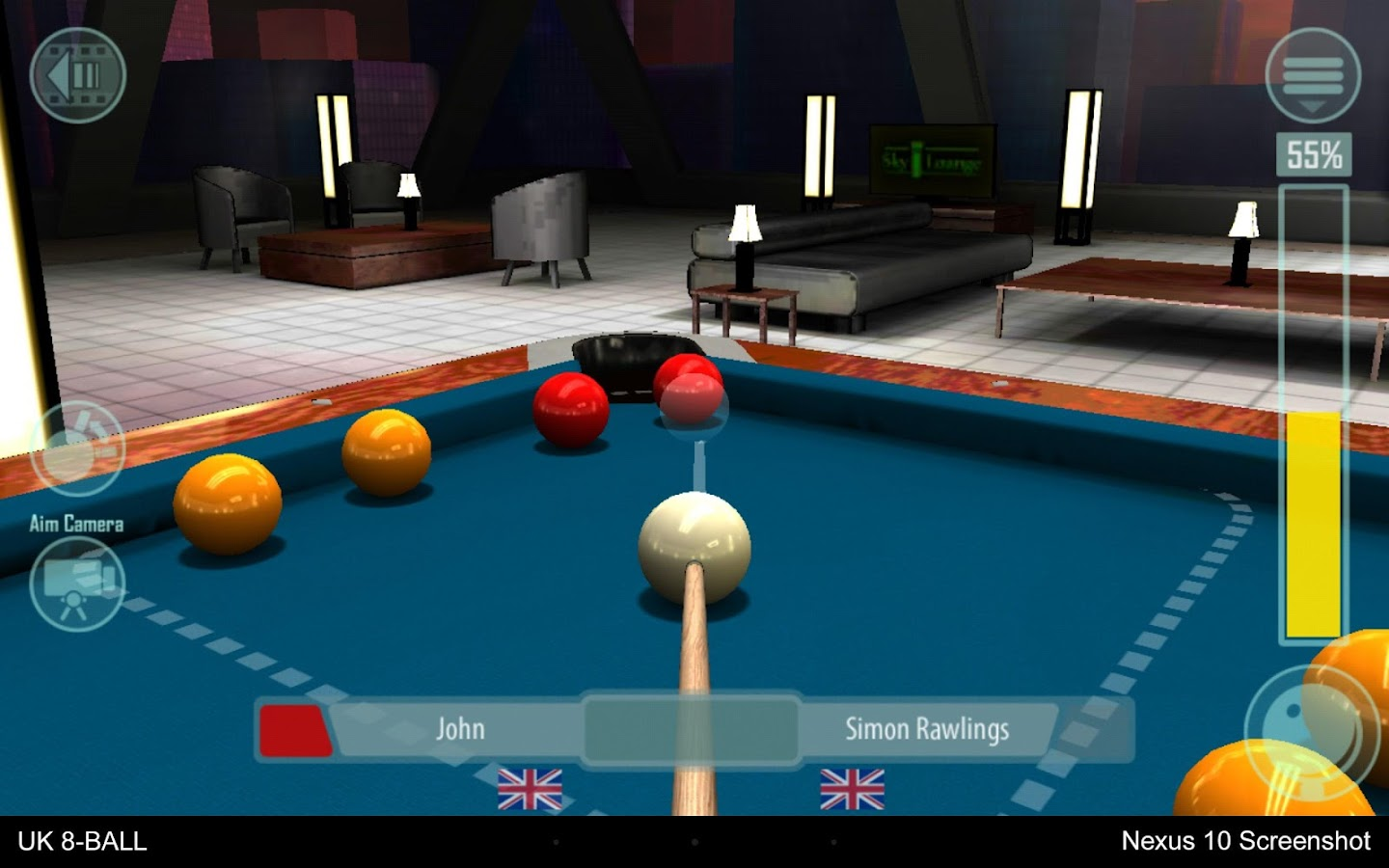 International Pool Screenshot 10