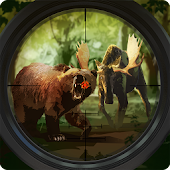 Game USA Wild Animals Bowhunting 3D apk for kindle fire