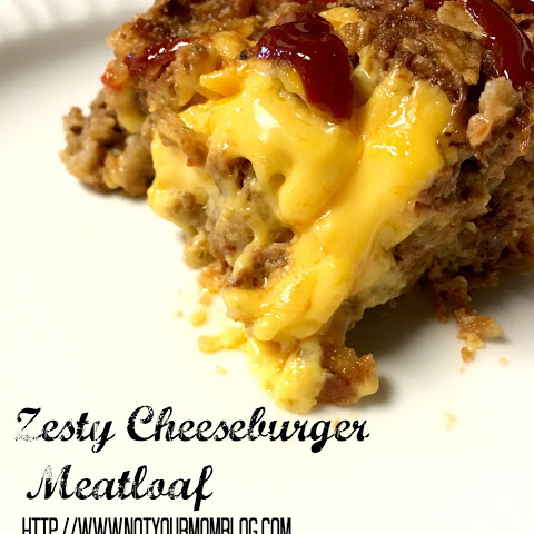 Zesty Cheeseburger Meatloaf