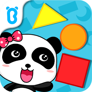 Baby Panda Learns Shapes Online PC (Windows / MAC)