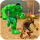 Monster Hero vs Zombies City Battle