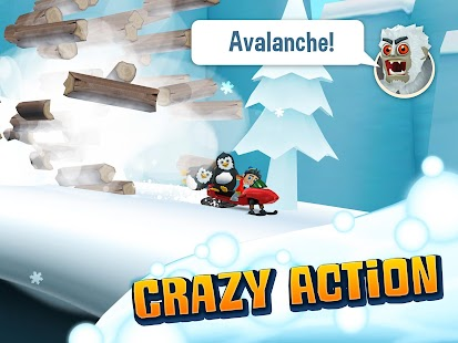 Game Ski Safari 2 APK for smart watch