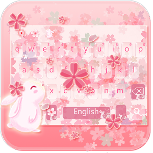 Download Sakura Keyboard Cherry blossom For PC Windows and Mac