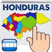 Free Juego del Mapa de Honduras APK for Windows 8