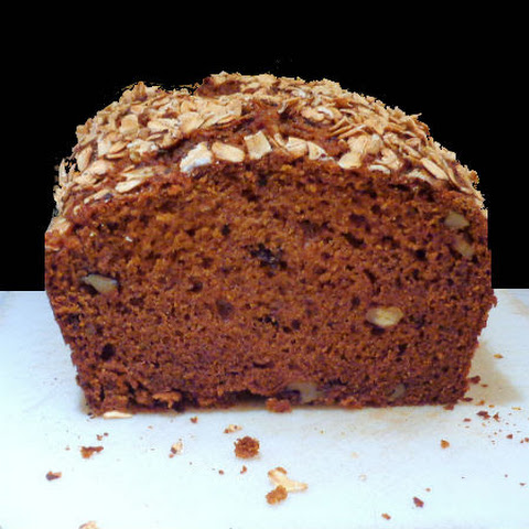 New England Pumpkin Walnut Bread