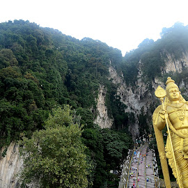 Batu Caves by Woo Yuen Foo - Buildings & Architecture Other Exteriors