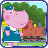 Download Baby Railway-Train Adventure APK on PC