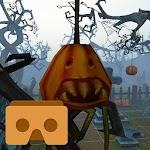 Halloween Smash Cardboard Icon