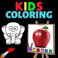 Kids Coloring Book : Painting Book For Kids