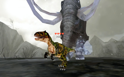 Dinos Online screenshot 1