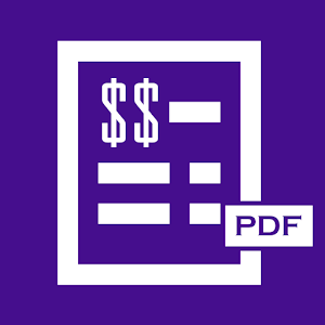PDF Invoice Generator for Android