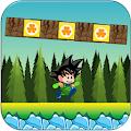 Game Adventures Dbz Goku God APK for Kindle