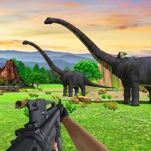 Dinosaurs Hunter Wild Jungle Animals Safari 2 on PC (Windows / MAC)