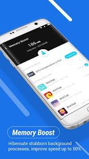 EUTurbo Clean - Boost, Clean, App Lock