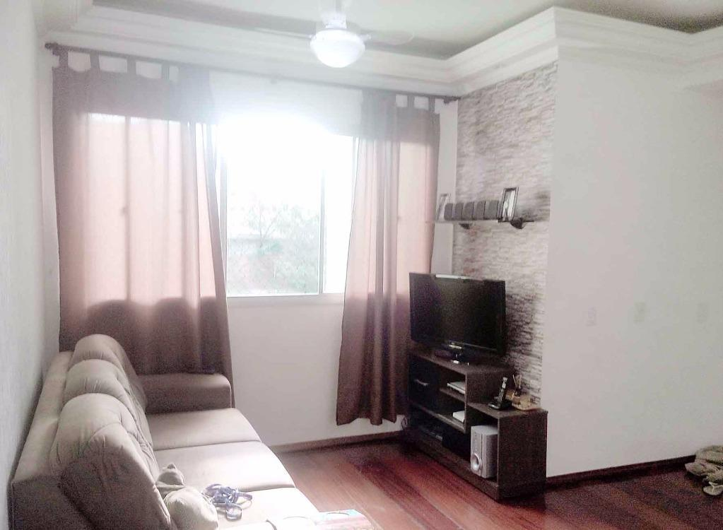 Apartamento Vila Lutécia, Santo André (ap1278)