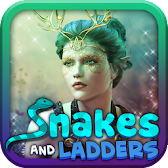 Snakes & Ladders - Elven Woods APK Icon