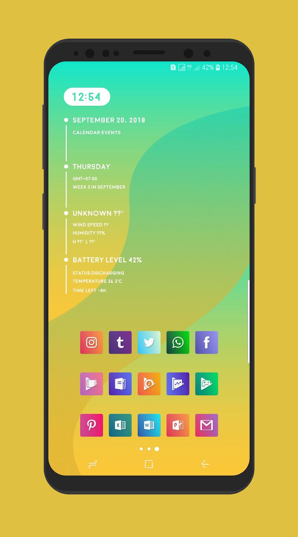 Anoo Icon (Beta) Screenshot 3