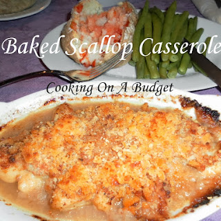 Bay Scallop Casserole Recipes