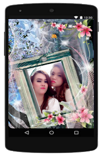 Spring Photo Frame - screenshot