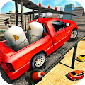 Game Cargo Pickup Truck Parking School Simulator apk for kindle fire
