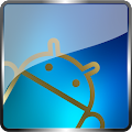 App Glass NOVA/APEX/ADW Icon Pack APK for Kindle