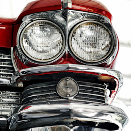 Cadillac abstraction  by Todd Reynolds - Artistic Objects Still Life