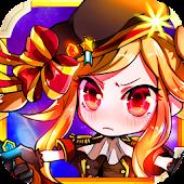 Download コスモガールノーツ~無料音ゲー!爽快・人気のリズムゲーム APK on PC