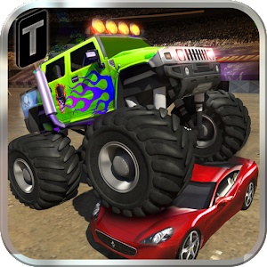 Monster Truck Speed Stunts 3D For PC / Windows 7/8/10 / Mac – Free Download