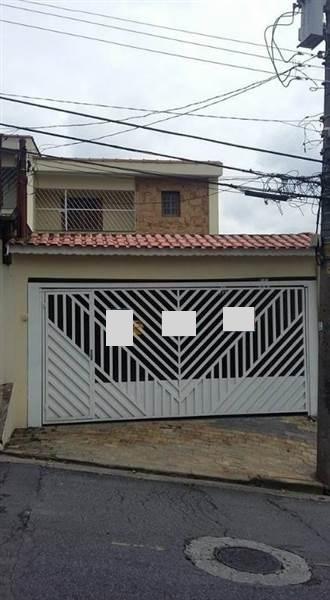 Sobrado Vila Assunção Santo André