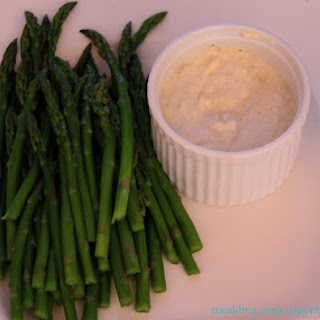 Fresh Asparagus Dip Recipes