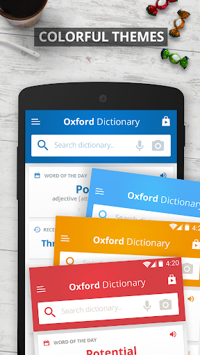 Oxford Dictionary of English : Free screenshot 5