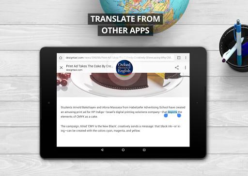 Oxford Dictionary of English : Free screenshot 12
