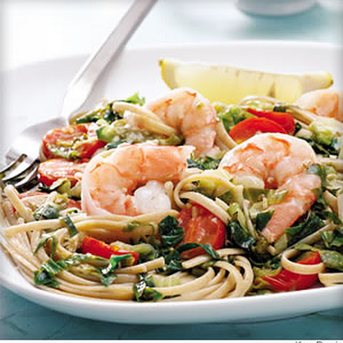 Garlicky Shrimp And Spinach Bake Recipes — Dishmaps