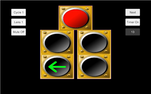 My Traffic Light Free - screenshot