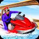 Power Jet Boat Racing: Ski Boat Water Surfer Drive