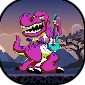 Dino-Chrome Color Run