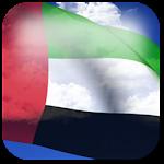 3D UAE Flag Icon