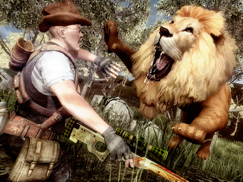 Jungle : Sniper Hero war survival Escape apk screenshot