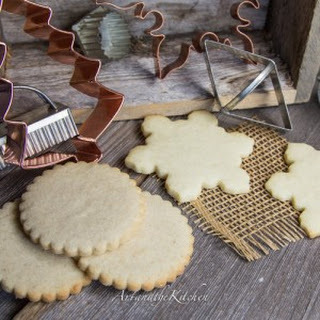 Best Ever Sugar Cookies - Pumpkin spice