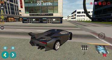 Screenshot of Car Simulator 2014