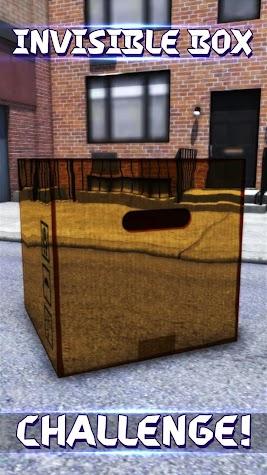 Invisible Box Challenge 3D Screenshot