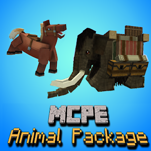 Pack of Animals For Minecraft